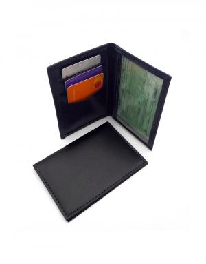 Porta documento para carro cabe documnto de carro e cartoes produzido em material sintético preto