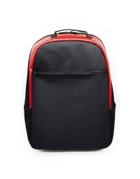 mochila note mm frente vermelha
