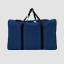 mala azul seve para organizar sua viagem